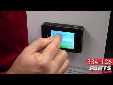 Talos Security PVLCD3 Peephole Viewer