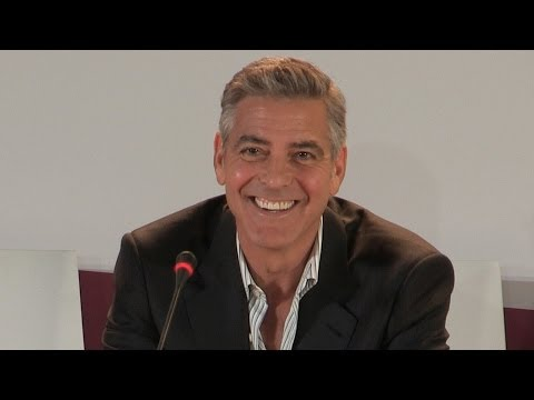 George Clooney on Gravity (70th Venice International Film Festival 2013)