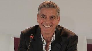 George Clooney On Gravity (70th Venice International Film