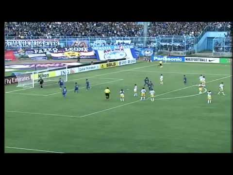 Arema Indonesia 1-3 Hanoi T&T  AFC Cup 2014 (Group Stage)