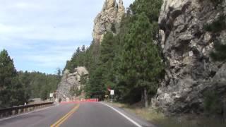 ROAD TRIP 2013 - Mt Rushmore in Keystone, South Dakota 6 view on youtube.com tube online.