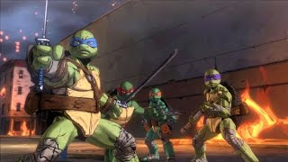 Teenage Mutant Ninja Turtles: Mutants in Manhattan - Co-op Mode Trailer