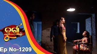 Durga   Full Ep 1209   23rd Oct 2018   Odia Serial - TarangTV