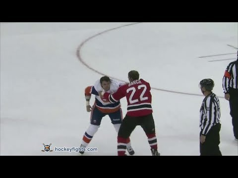 Brett Gallant vs Krys Barch Round 2 Sep 19, 2013