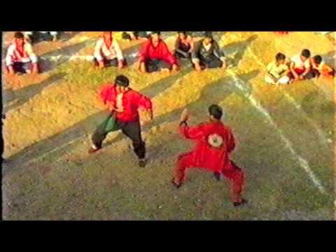 Kung Fu in Afghanistan,