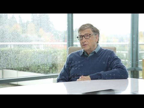 Energy Innovation w Bill Gates