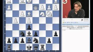 Daniel King: Power Play 18 - The Sicilian Najdorf, a repertoire for Black view on youtube.com tube online.