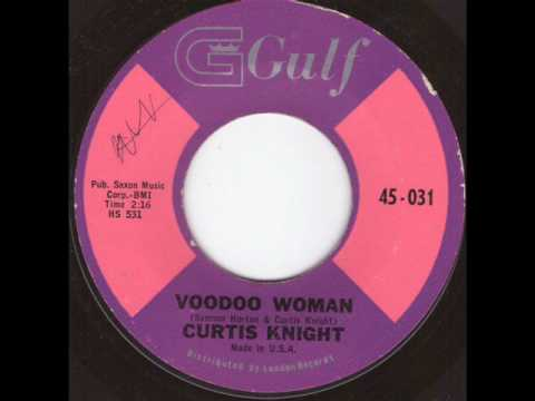 Thumbnail of video Curtis Knight - Voodoo Woman