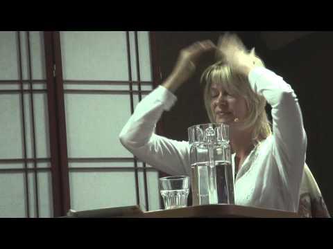 Светлана Симонова. Утренняя медитация дерева и белого лотоса (30.09.2014)