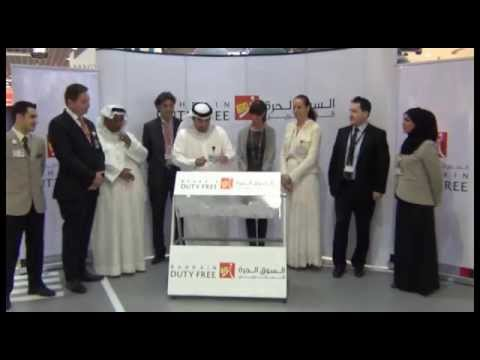 Bahrain Duty Free Car Raffle 281 BMW M6 Gran Coupe