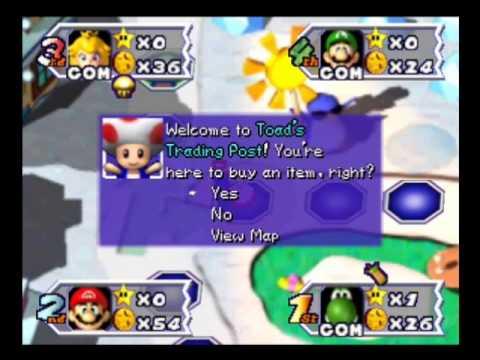 Mario Party 3 - Just Luck! xD (Nigcatt) - User video