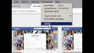 Remover Vírus Do Sweet-Page Em Um Minuto No Mozilla