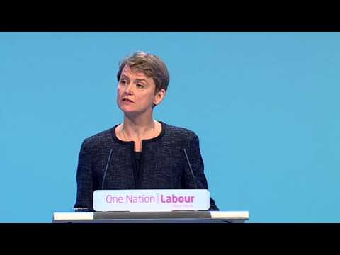 Yvette Cooper (Shadow Home Secretary) Conference 2013 Speech