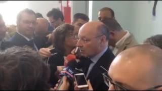 Juventus, Marotta: 'Berardi? Nessun rifiuto'