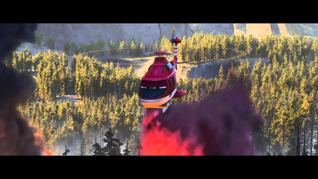 "Brad Paisley's ""All In"" First Listen - Planes: Fire & Rescue"