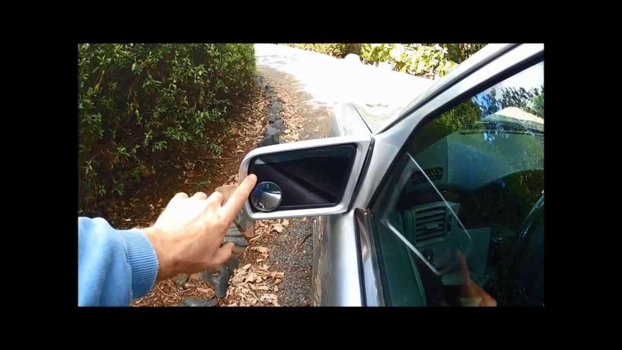Mercedes w210 mirror repair youtube for Mercedes benz rear view mirror replacement