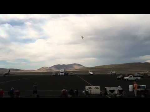 Reno Air Race crash 2011