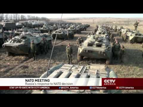 Why is NATO Suspending Cooperation with Russia?