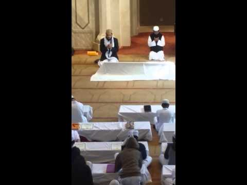 Qirat competition 2014 at Masjid Al-Farooq Atlanta