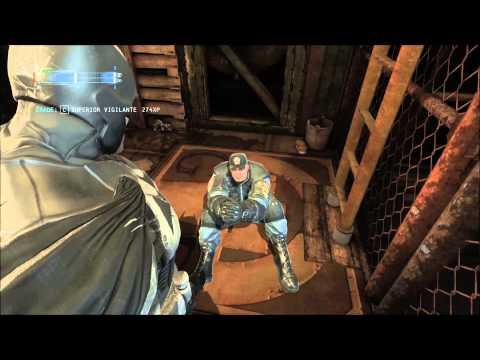Batman Arkham Origins Disarm the Bomb in the Train Station