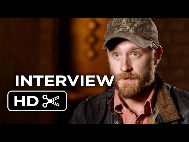 Lone Survivor Interview - Ben Foster (2013) - Mark Wahlberg, Eric Bana Movie HD