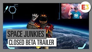 Space Junkies - Zárt Béta Trailer