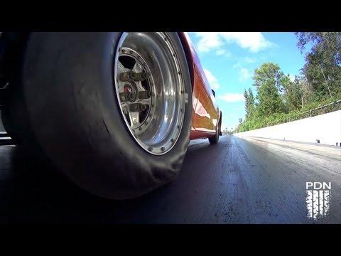 Slow Motion Race Car - SAM Racing