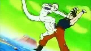 DBZ AMV Goku Vs Frieza Part 1 The Battle Begins