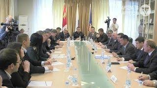 Врио губернатора Приморского края Андрей Тарасенко остался доволен развитием АГО