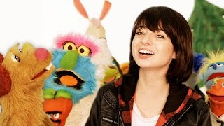 Kate Micucci: Puppets Understand