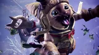 Monster Hunter: World - Purrfect Palicos