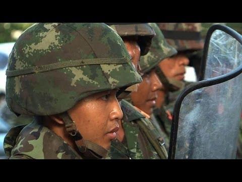 Thai military seizes power, leaving uncertain road ahead