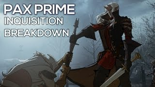 [Dragon Age: Inquisition] PAX Prime Breakdown