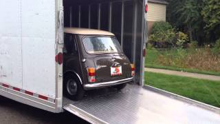 Innocenti Mini-Cooper Delivery