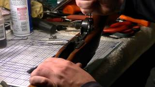 Ruger Mini 14 Ranch Rifle Disassembly Video 1 Of 2