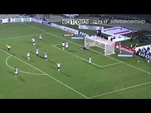 Melhores Momentos   Corinthians 2 x 0 São Paulo   Recopa Sul americana 2013   17072013   Globo HD
