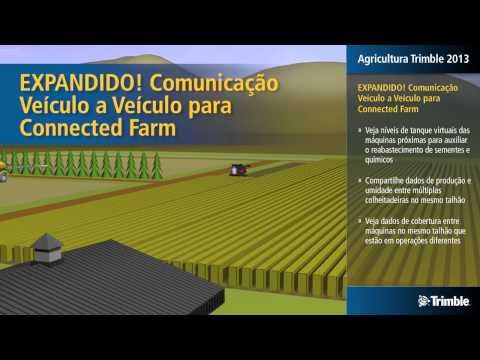 Produtos de Agricultura de Precisão Trimble 2013