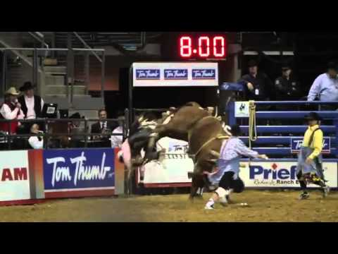 Texas Stampede! Rodeo, Bull Riding, Bronco Busting