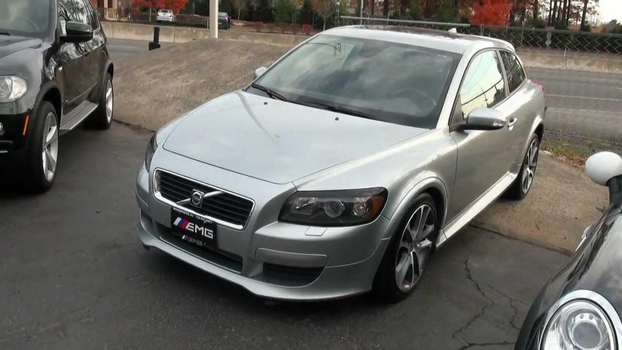 2008 Volvo C30 T5 Automotive Review and Test Drive - YouTube