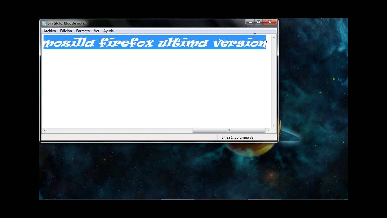 Mozilla Firefoxultima Version En Espanol Para Windows Xp