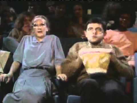 Mr Bean en el Cine (Terror Film), Uno de los mejores Gags de la serie