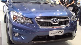 [Subaru XV 2.0i Exclusive CVT Lineartronic Exterior and Inter...]
