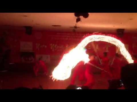 Khai Quang Đoàn Nghệ Thuật Lân Sư Rồng Nhơn Nghĩa Đường 2013 - Part 6