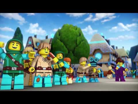 Lego Nexo Knights - �ralo�� �tok
