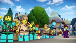 Lego Nexo Knights - Žraločí útok