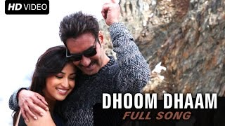 Dhoom Dhaam Official Full Song Video Action Jackson