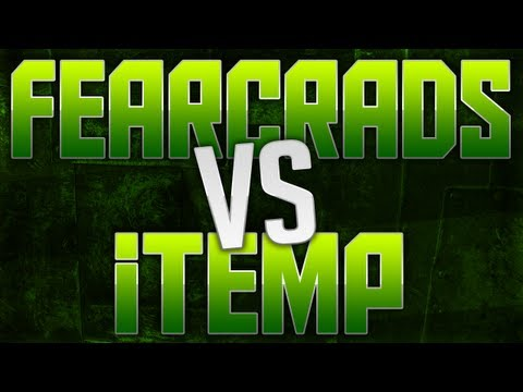 FearCrads VS iTemp EP. 3 :: Live Gun Game