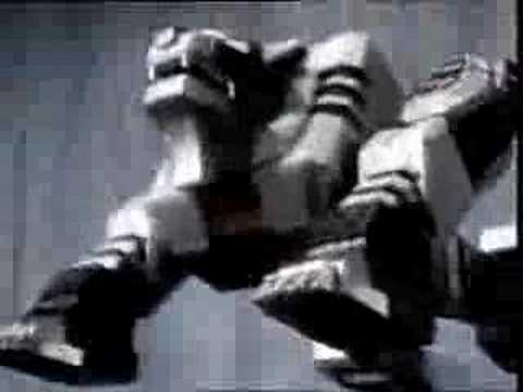 Power Rangers - Mighty Morphin Megazords