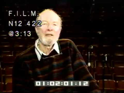 Pete Seeger (stock footage / archival footage)