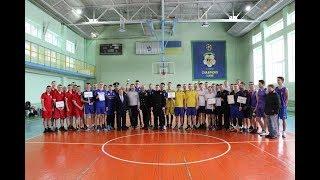 Перемогу у Чемпіонаті ХНУВС з баскетболу виборола команда факультету № 2